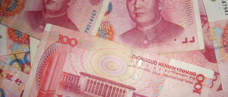 Inversiones fintech China