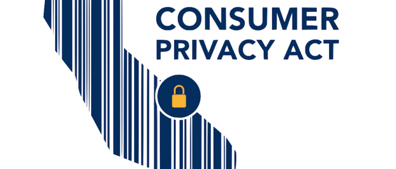 California Consumer Privacy Act 2018